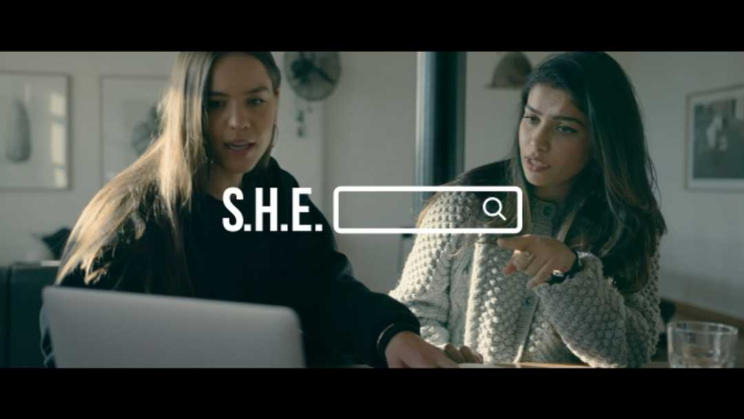 S.H.E. helps to address gender bias in Google search results