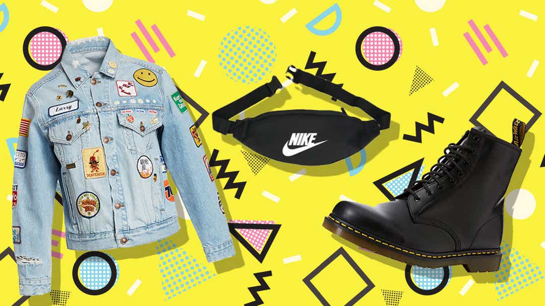 16 fashion trends from the '90s that are back in 2019