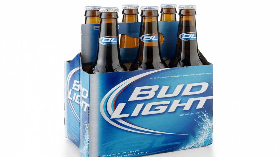 Anheuser Busch will have to put Miller Lite message partly on ice