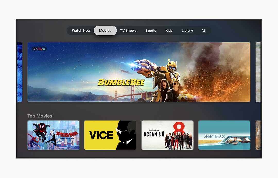 Apple TV cord cutter app launches with HBO and other premium channels