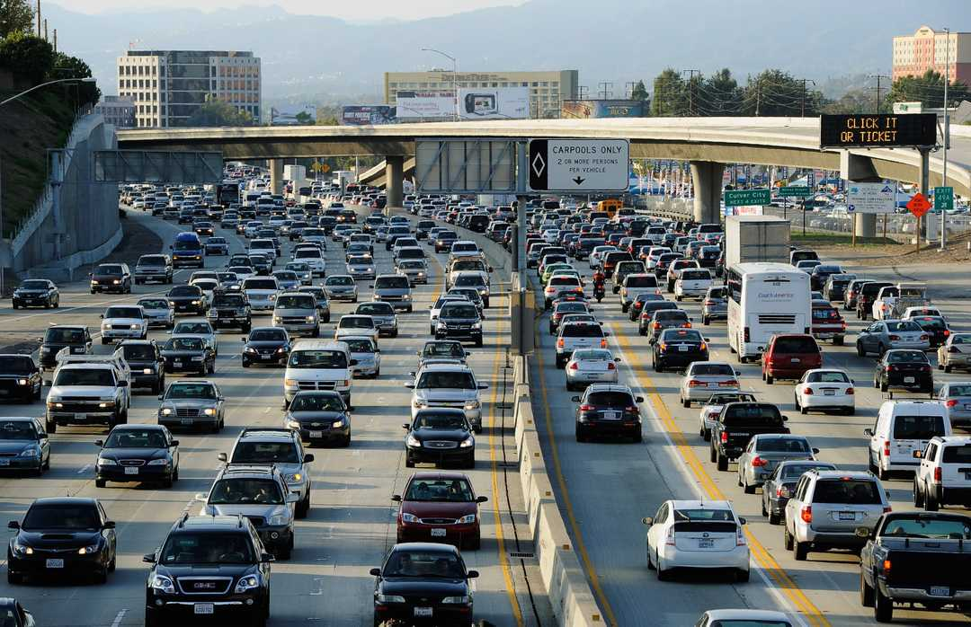 California floats idea of banning gas-powered vehicles
