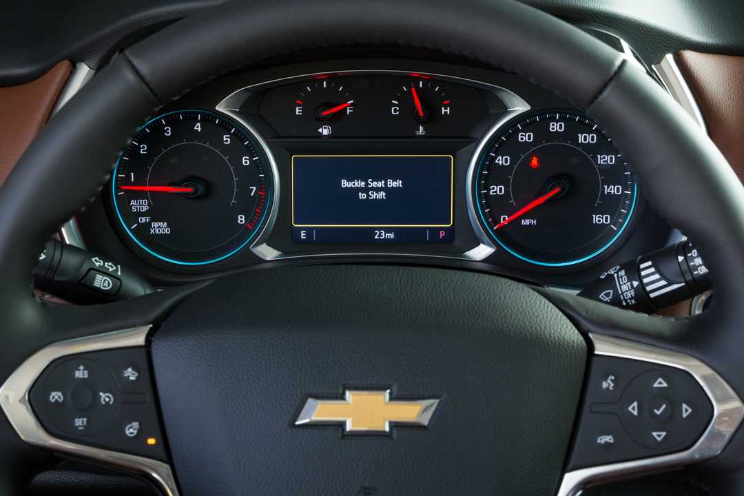 Chevrolet Buckle to Drive requires teens to wear seat belt to drive