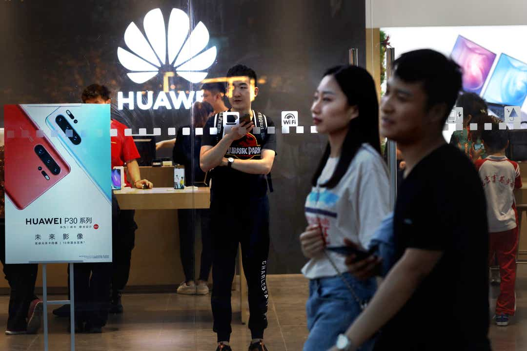 Chinese tech giant Huawei challenging US security law