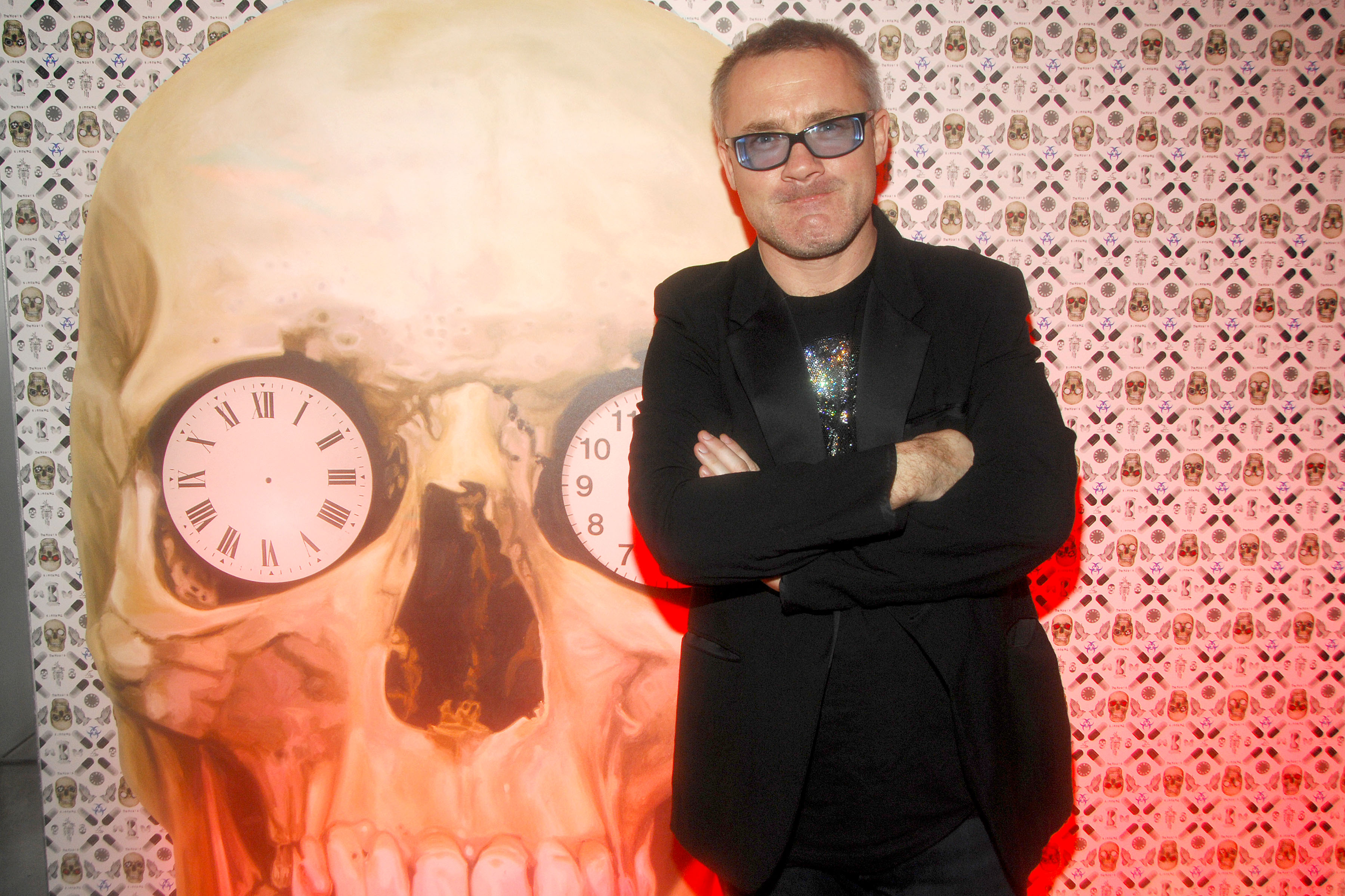 Damien Hirst's Net Worth Rose Nearly $20 Million Last Year, According to the Sunday Times's 'Rich List'