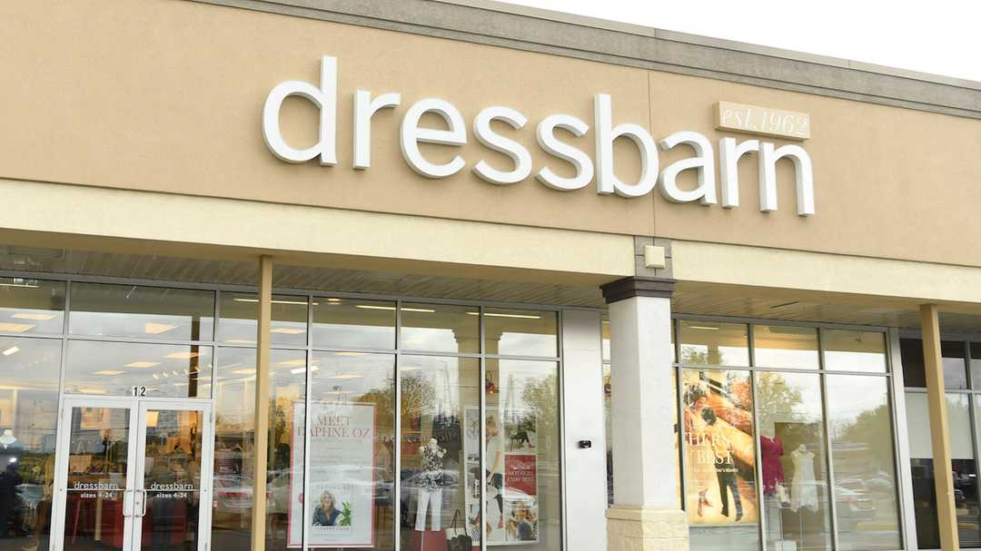 Dressbarn plans to close all of its stores