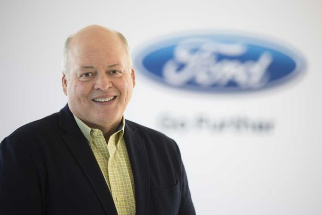 Ford CEO says automaker is cutting 7,000 salaried jobs