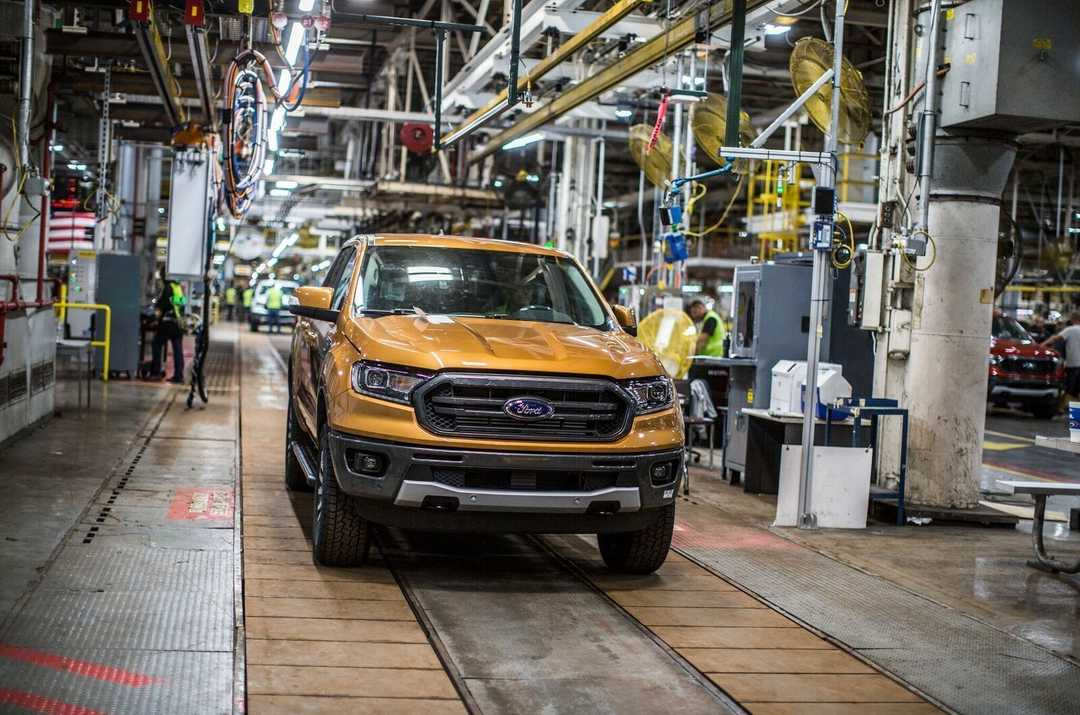 Ford to fix 2019 Ranger pickups, 250,000 Fusion sedans
