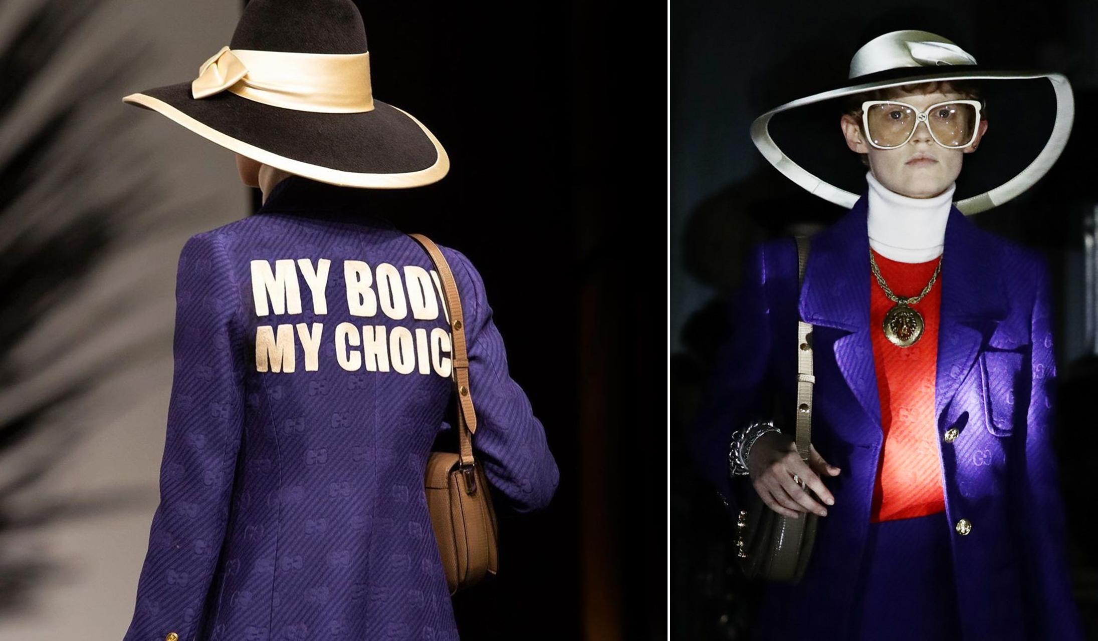 From Gucci's Pro-Choice Runway Statement to a Strike at the Louvre: The Best and Worst of the Art World This Week
