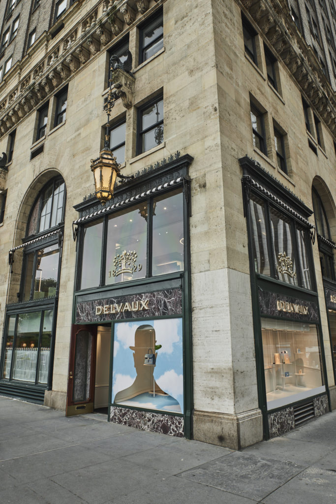 Delvaux on New York