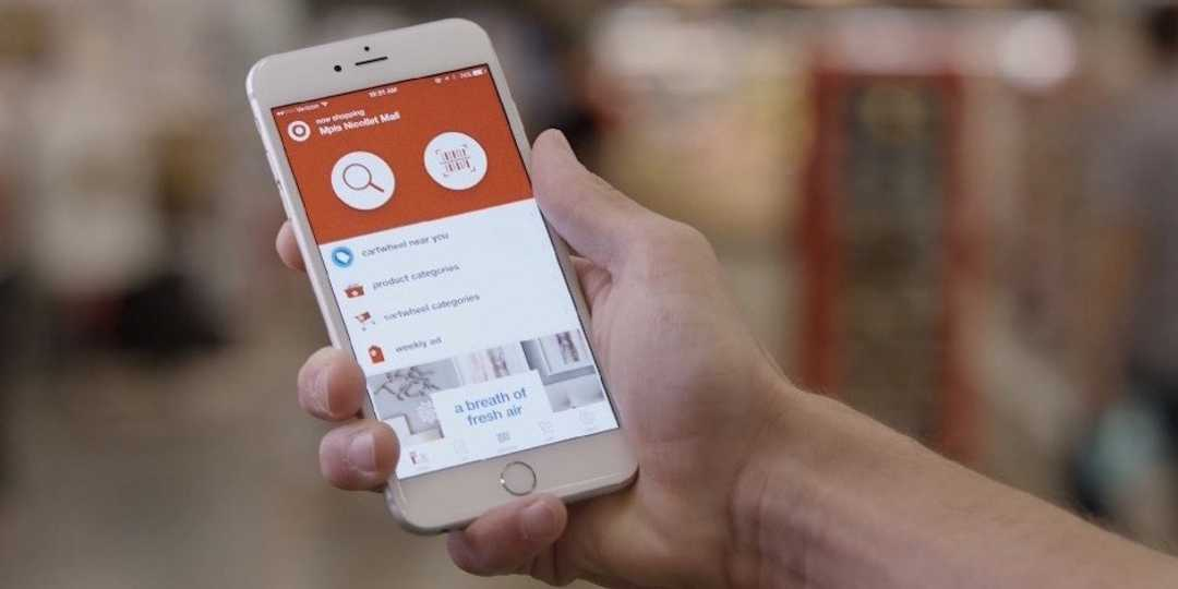 How to save time and money using the Target app