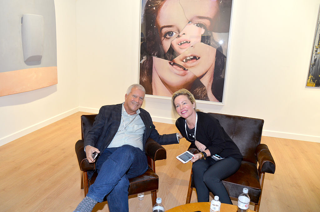 Larry Gagosian and His Longtime Art-Dealer Girlfriend Call It Splits + Other Stories