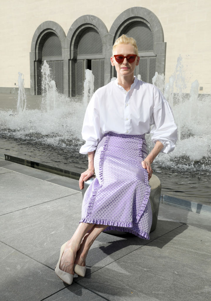 Now a Curator Too, Tilda Swinton Will Open Her First Exhibition in New York + Other Stories