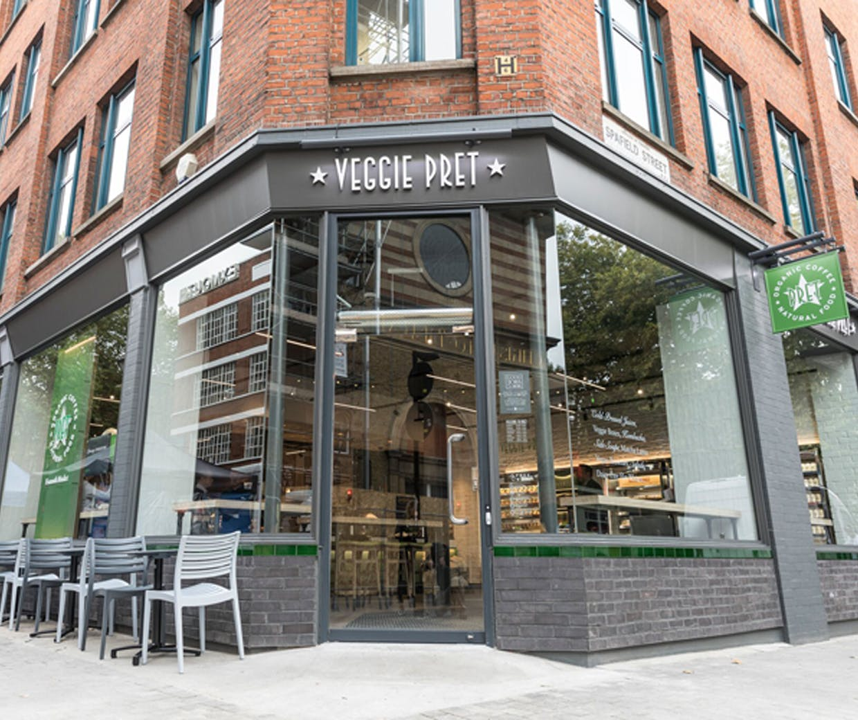 Pret confirms the end of the Eat brand to 'turbocharge' Veggie Pret