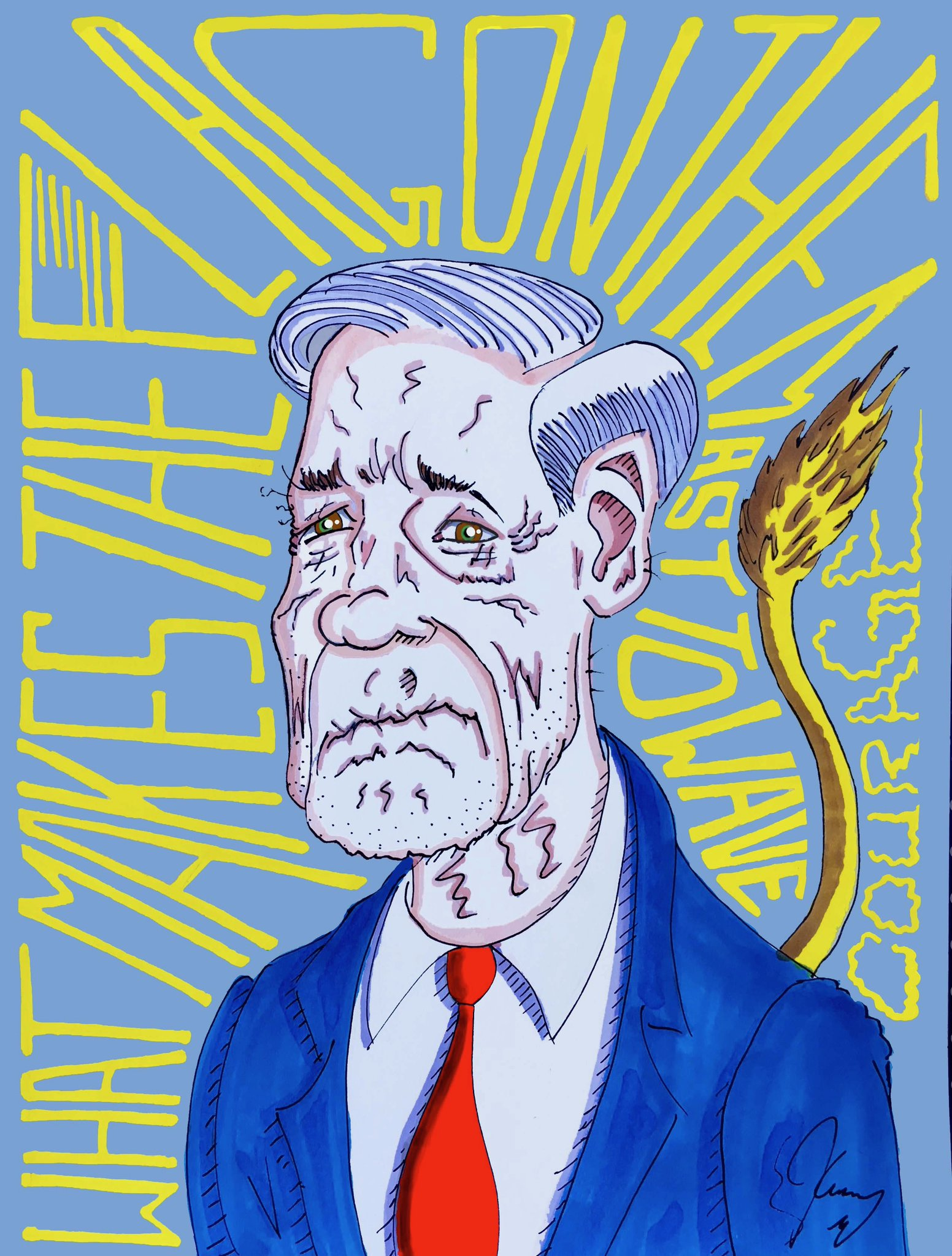 Robert Mueller Spoke Out About the Russia Investigation the Day After Jim Carrey Urged Him With This Drawing. Coincidence? We Think Not!