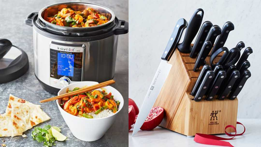 Save big on Le Creuset, Staub, and Instant Pots