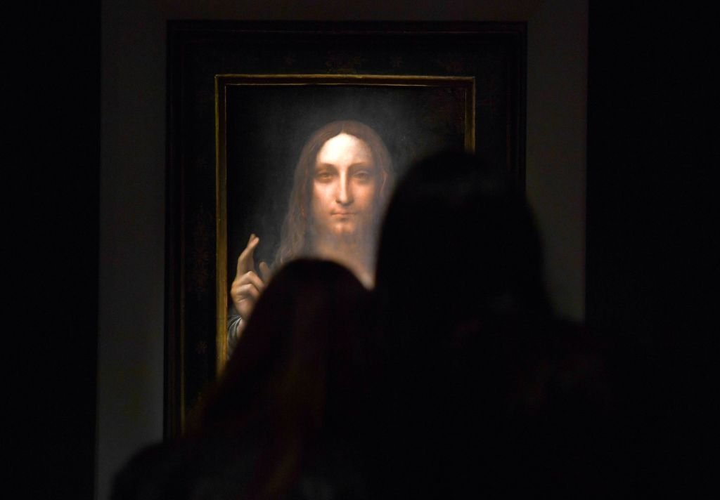 The $448.5 Million Reason Why the Louvre Probably Won't Show 'Salvator Mundi' + Other Stories
