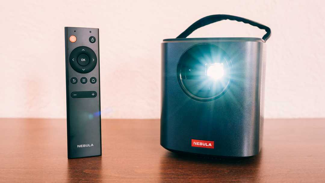 The Anker Nebula Mars II portable projector is at its lowest price ever for one day