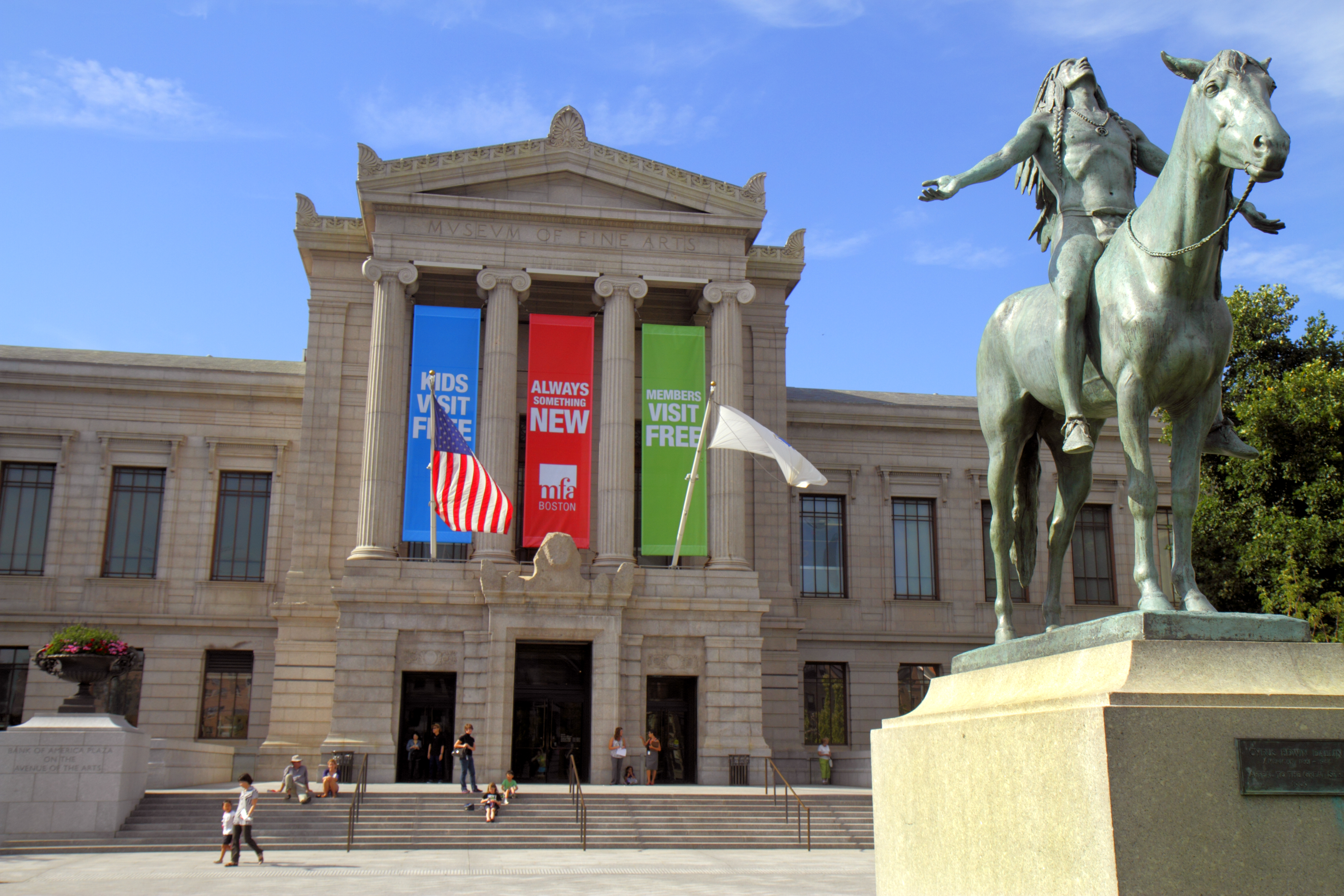 The MFA Boston Has Apologized to Students After a Teacher Accused Museum Staff of Making Racist Remarks