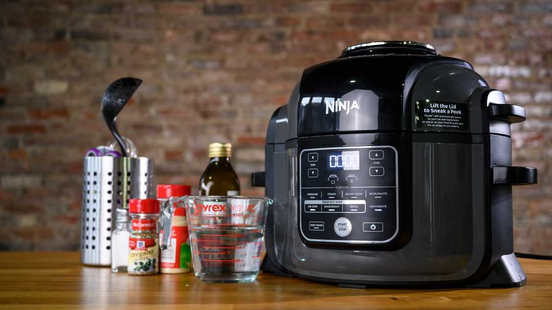 The Ninja Foodi pressure cooker and air fryer is on sale for its lowest price ever