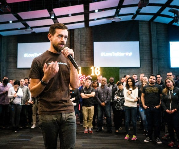 Twitter wants to hire a 'Tweeter in Chief,' here's the job listing