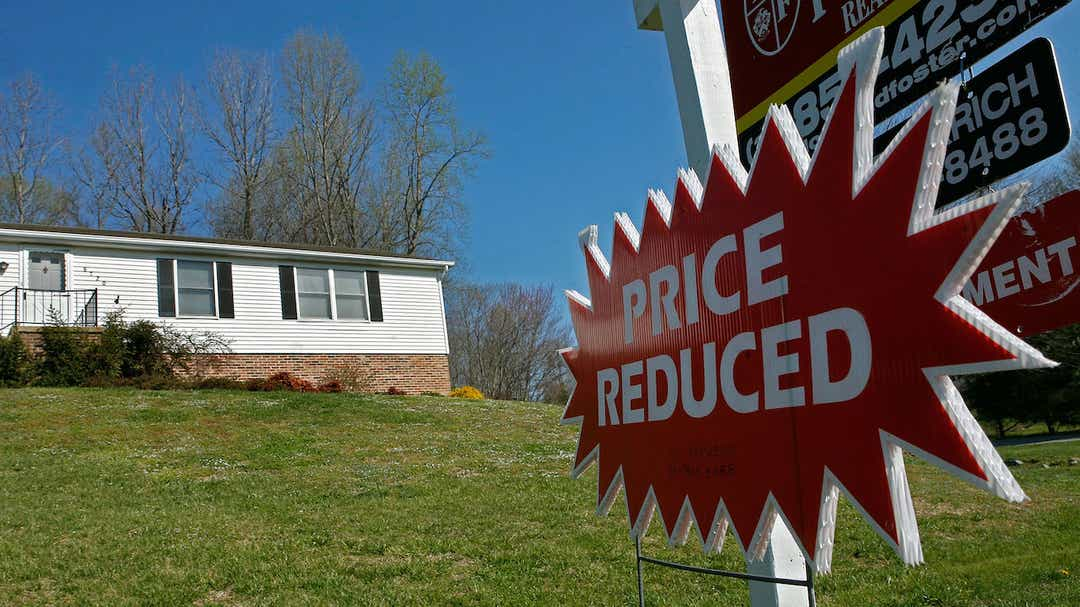 US home prices up 2.7%, lowest pace in 6½ years