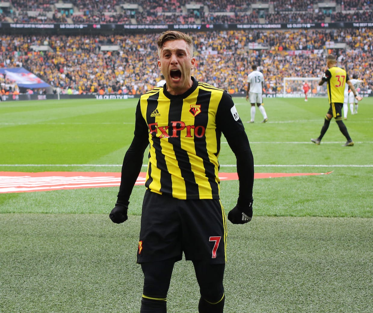Watford FC on its plan to go global ahead of the FA Cup battle with Man City