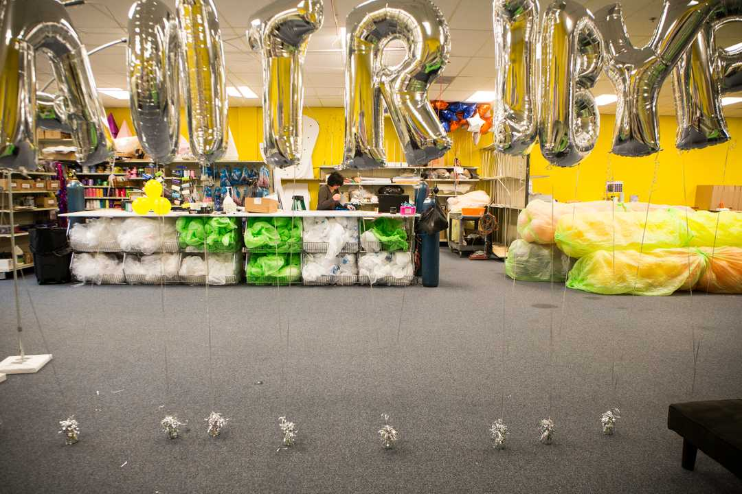 Why it's harder to throw a party and fill balloons