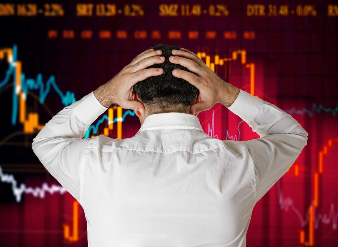 Why stock market is falling today