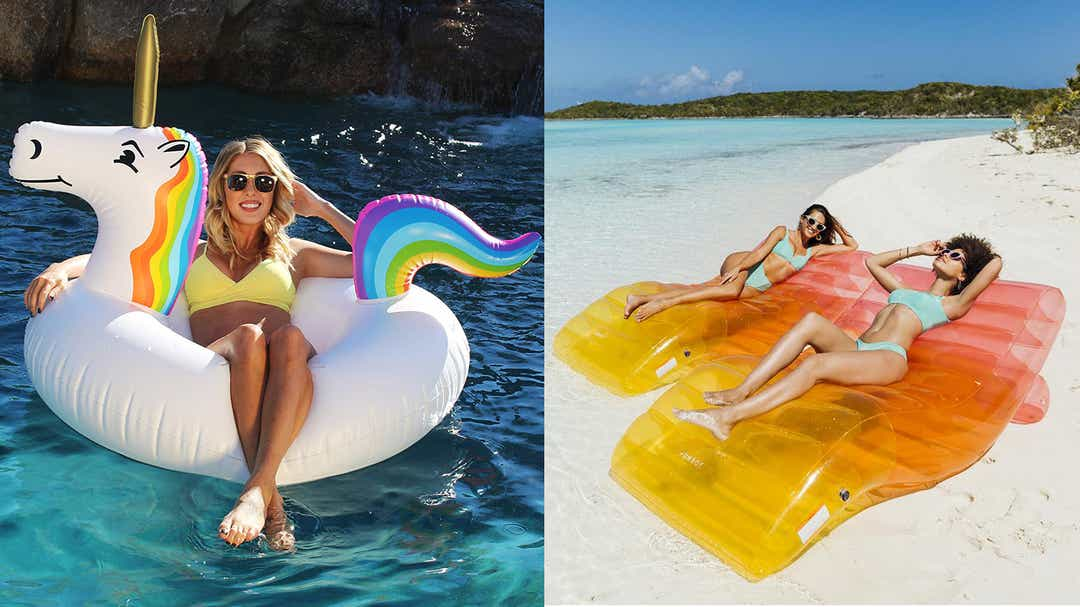 12 amazing inflatables you'll want this summer