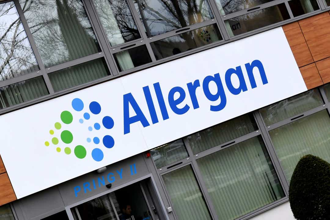 AbbVie buys Allergan in $63B pharmaceutical acquisition