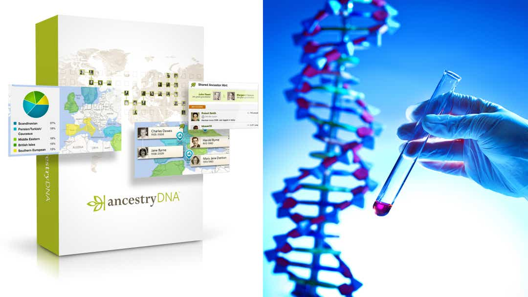 AncestryDNA kits are on sale just in time for Father's Day