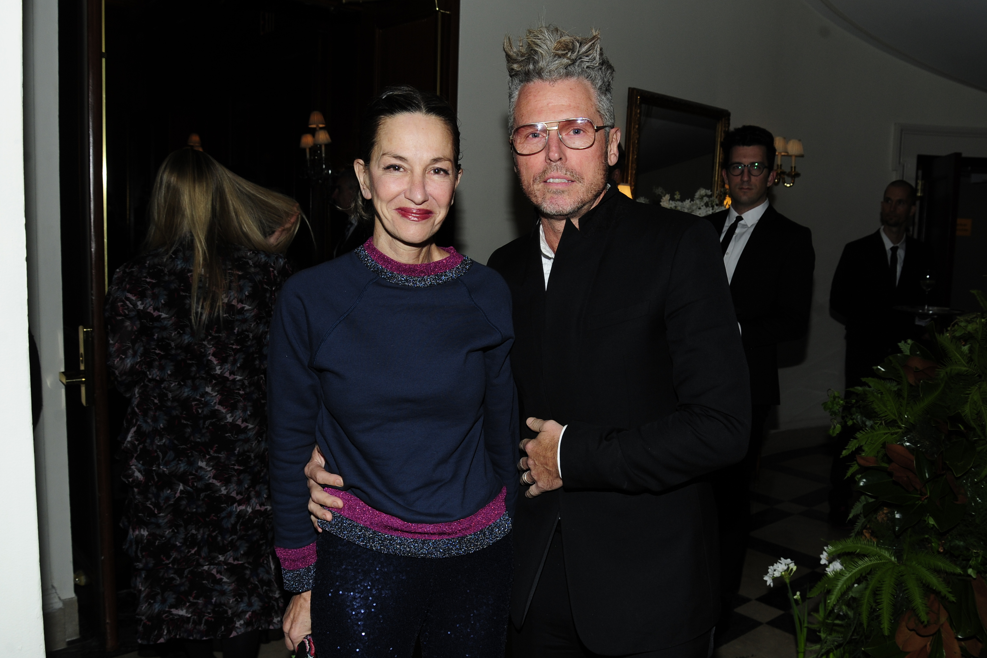 Art Dealer Bill Powers and His Fashion-Designer Wife Have Sold Off Their Art-Edition Company to Pay Off Business Debts
