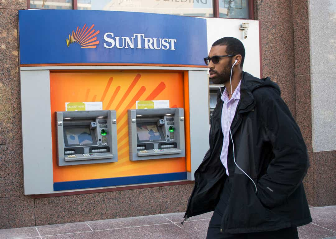 BB&T, SunTrust unveil name of new combined bank after their merger