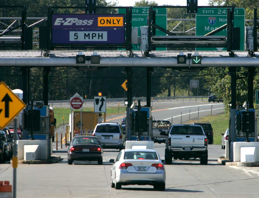Costs depend on where you purchased your E-ZPass