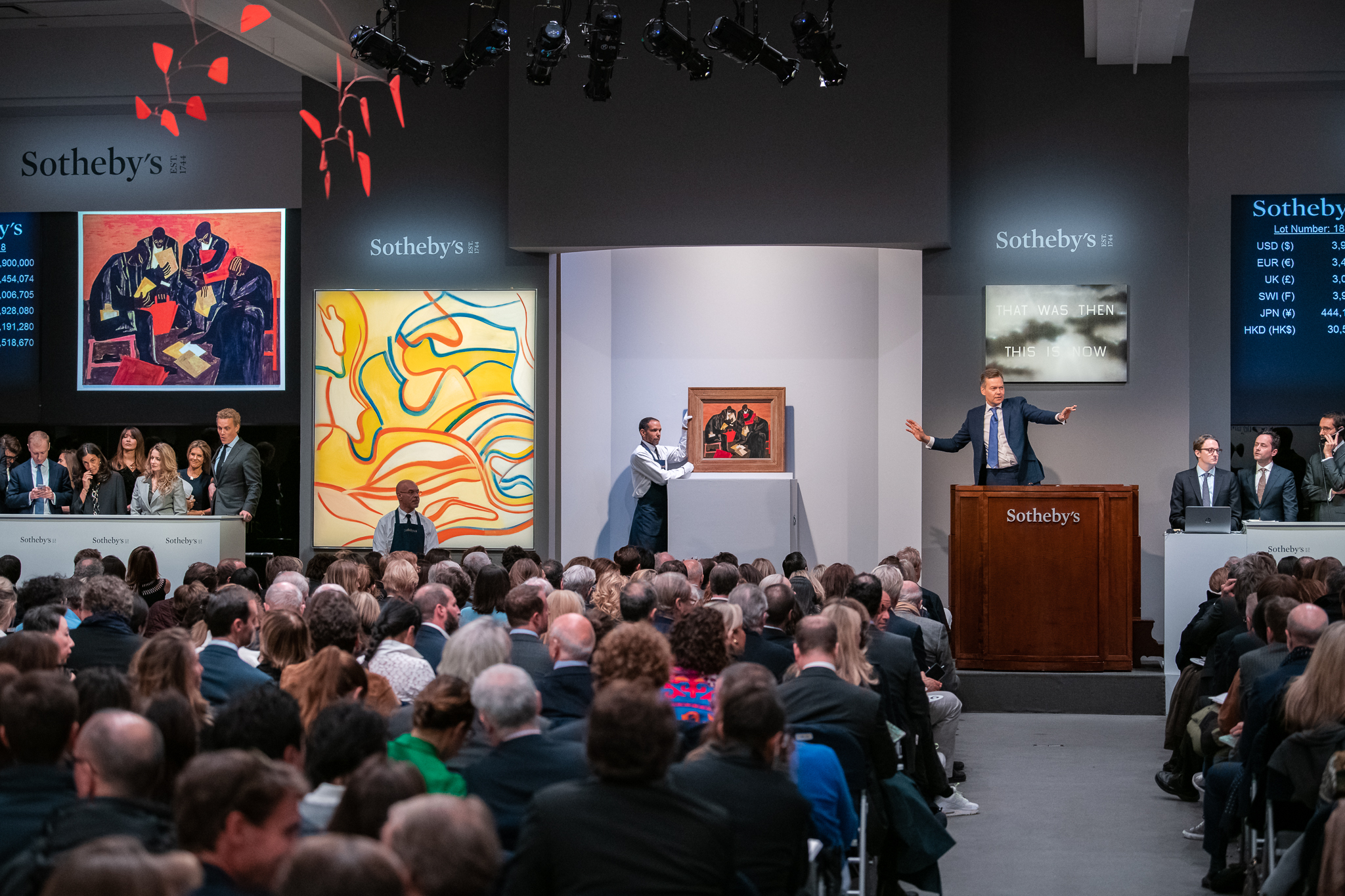 Could Patrick Drahi's Sotheby's Offer Spark a Billion-Dollar Bidding War Over the Company? + Other Stories