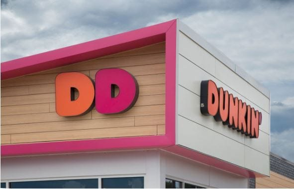 'Donut Desperado' steals doughnut from Dunkin'