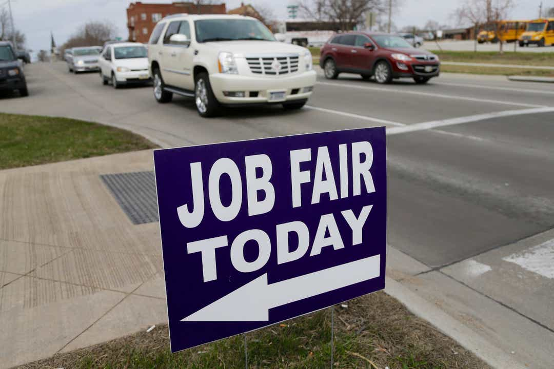 Economy added just 75,000 jobs in May