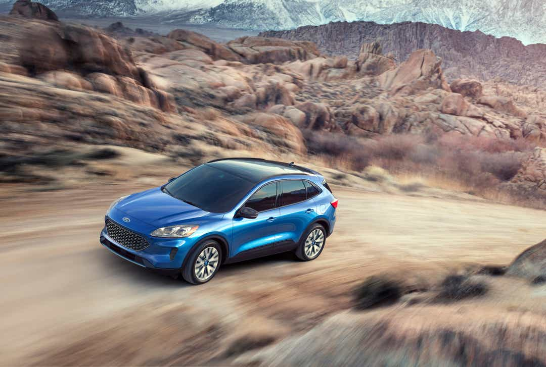 Ford launches Escape, Explorer as first in explosion of new vehicles