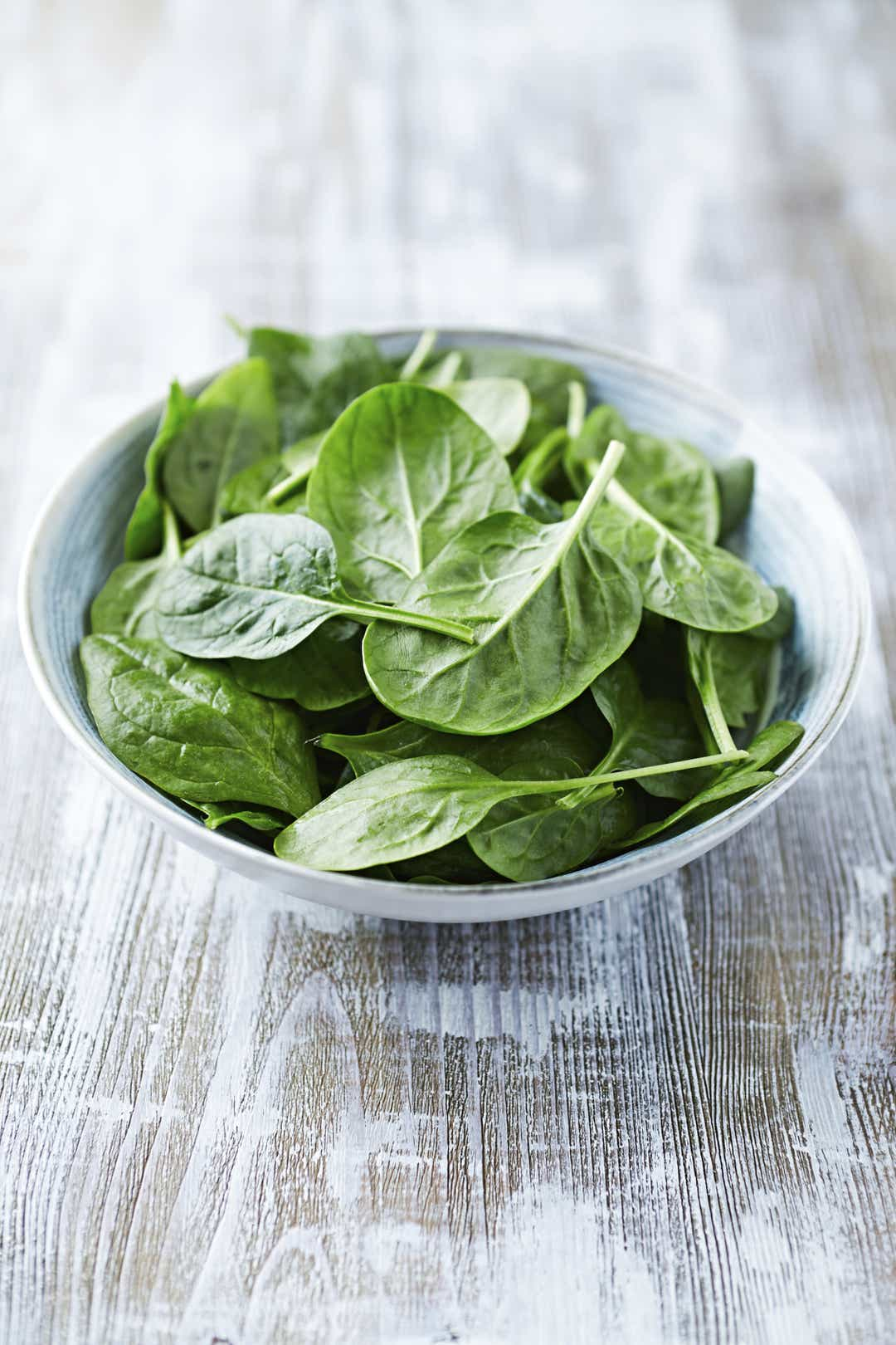 Frozen Cut Spinach Leaves contaminated with Listeria
