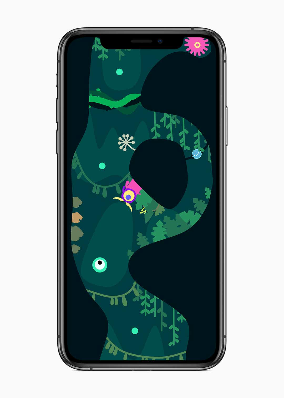 Games top Apple's Design Awards for best apps of the year, given at WWDC