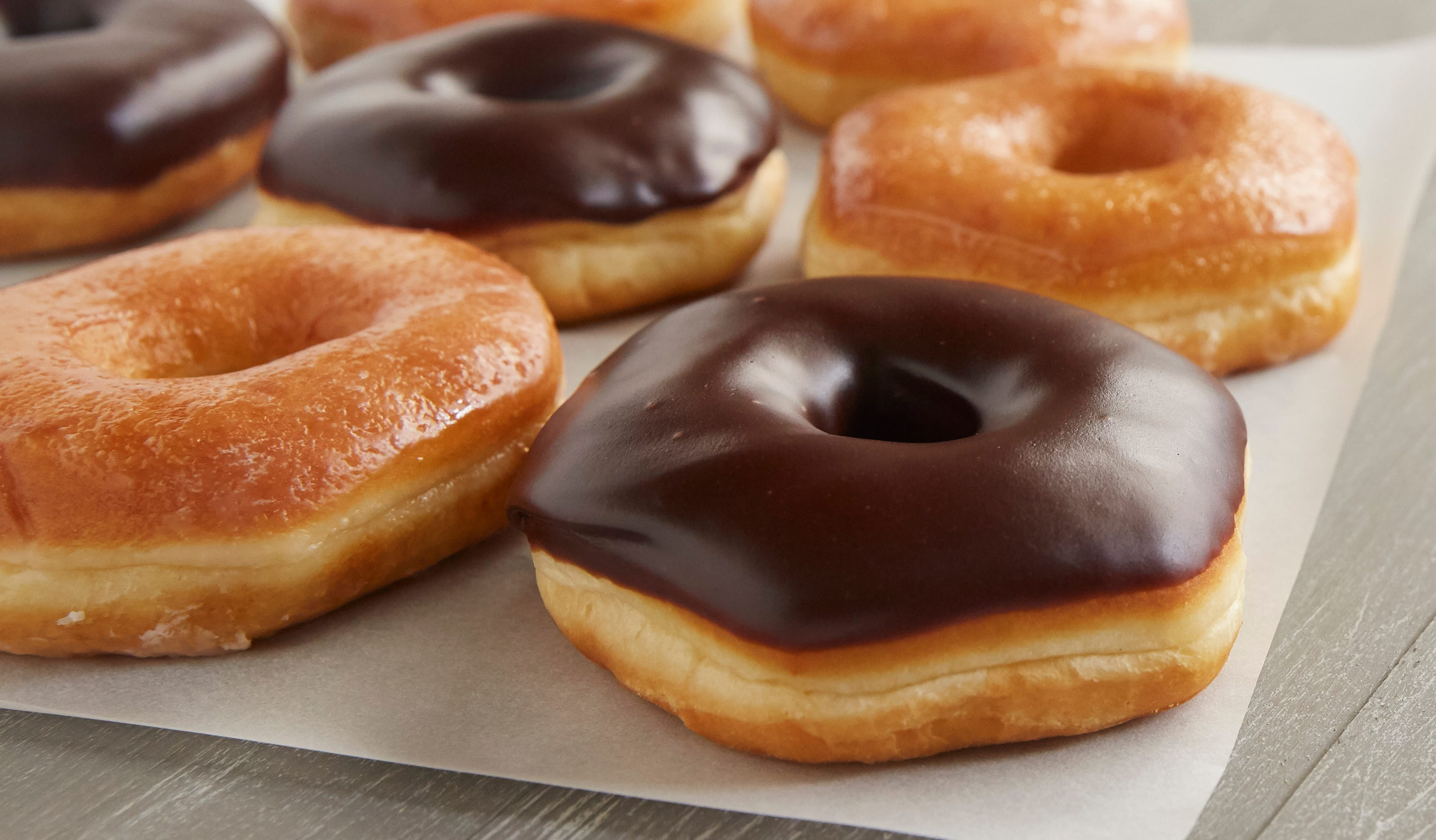 Get free doughnuts and deals June 7