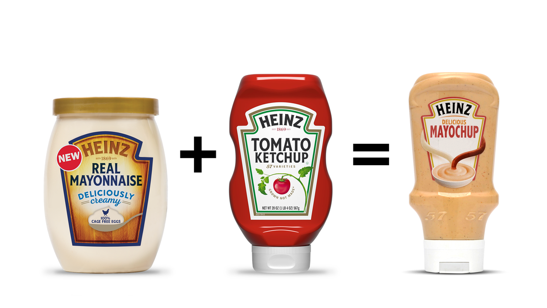 Heinz ketchup-mayo mix Mayochup means something else in part of Canada