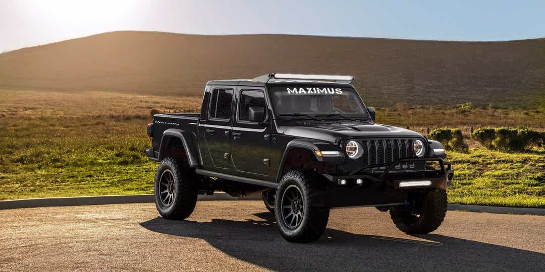 Hennessey accepts orders for $200,000 MAXIMUS pickup
