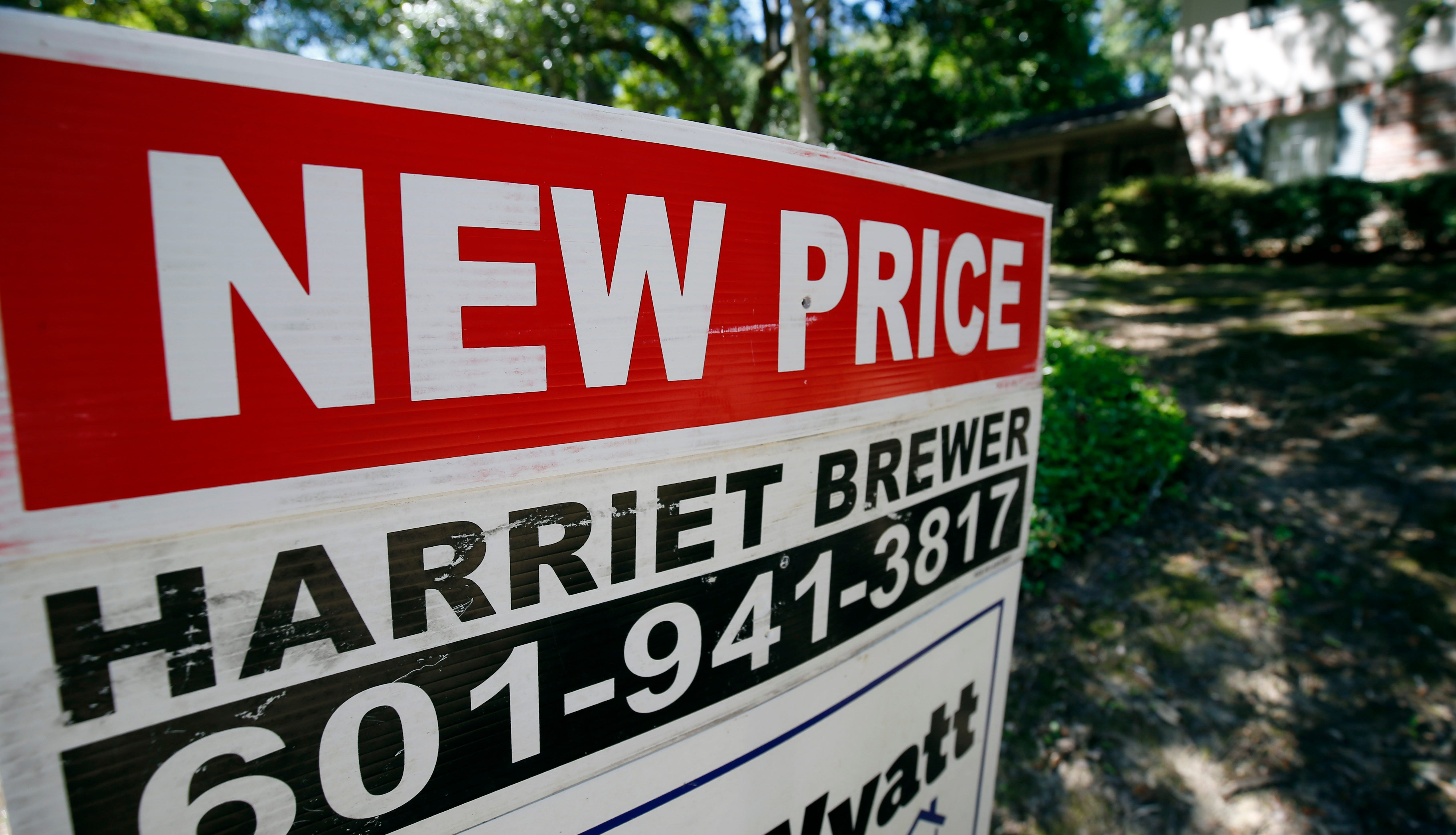 Home price gains slowed in April, even as mortgage rates fall