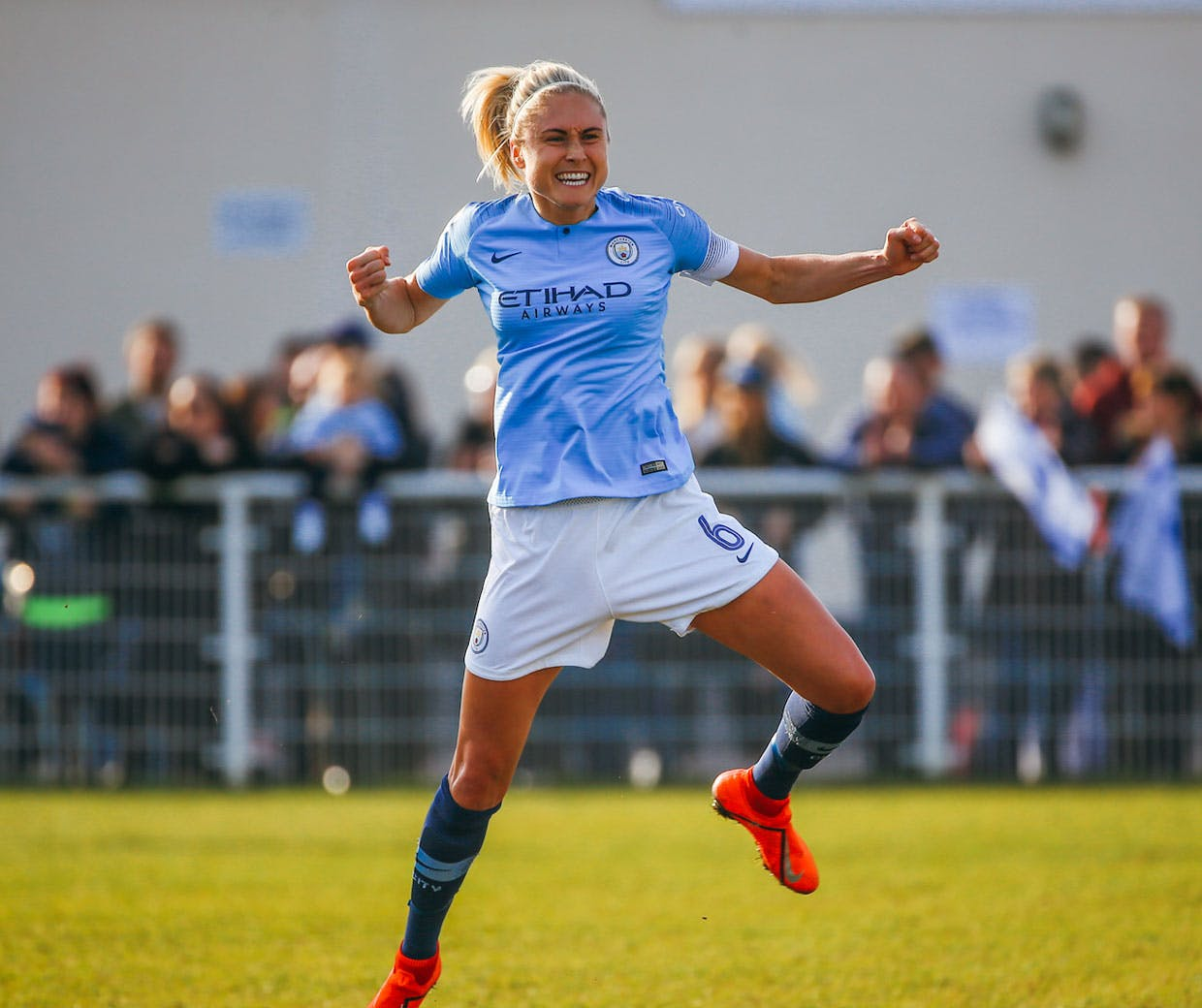 How Man City is building an ecosystem around 'under-served' women's football