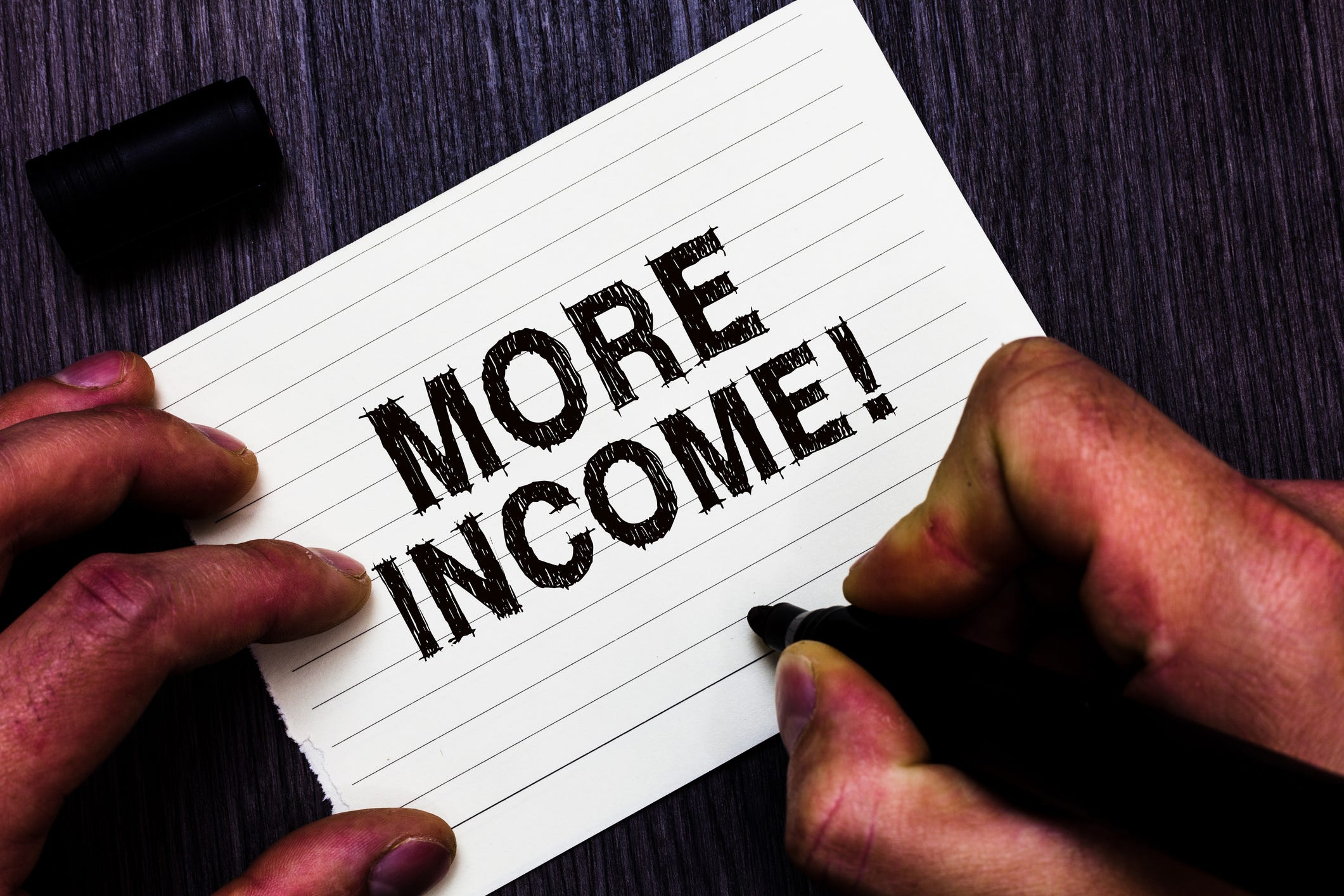 How much income will you get in benefits?