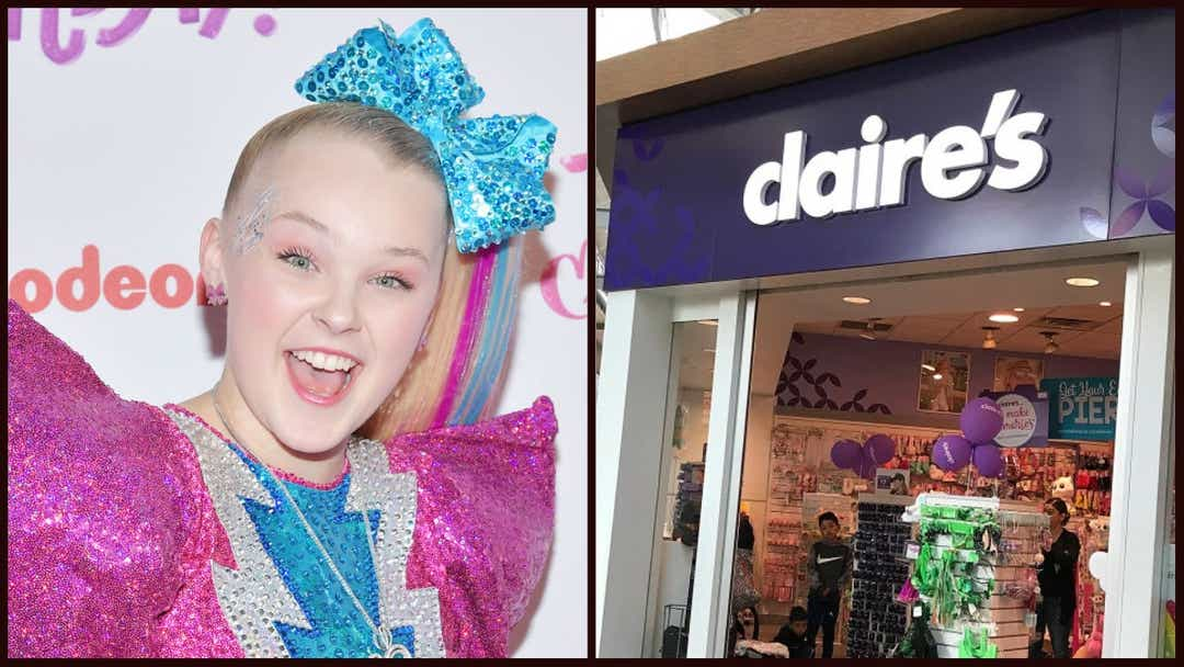 JoJo Siwa's makeup kit recalled by Claire's after FDA finds asbestos