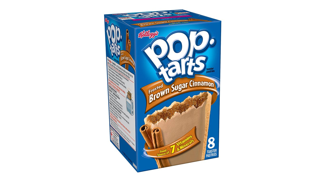Kellogg nixes ranch dressing-flavored Pop-Tarts