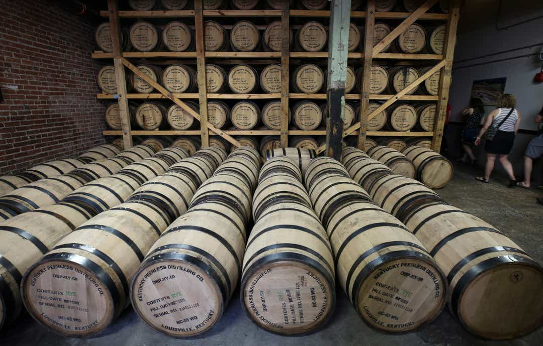 Ky. distillery releasing its first bourbon in 102 years