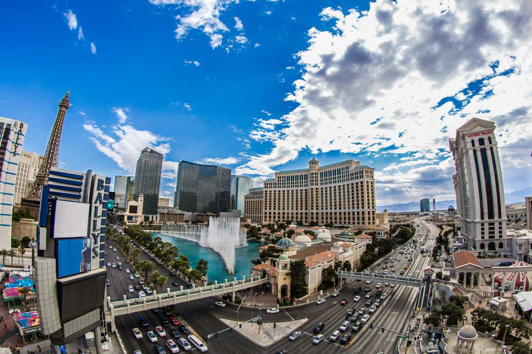 Las Vegas Strip is welcoming robot workers, can they take human jobs?